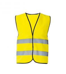 186 Bezpeènostní vesta Safety Yellow|XXL
