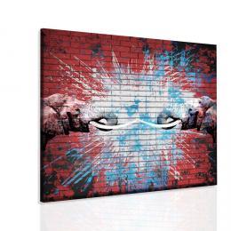 InSmile ® Obraz sloní síla