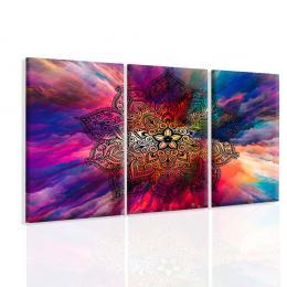 Malvis Obraz výbuch barev