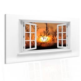 InSmile ® Obraz výhled na západ slunce