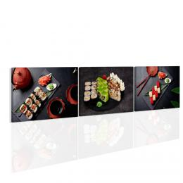 Malvis Obraz sushi