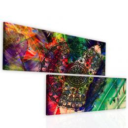 InSmile ® Obraz exotická mandala