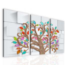 Malvis Obraz diamantový strom