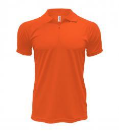 206 Polokošile pánské Colorado Safety Orange|M