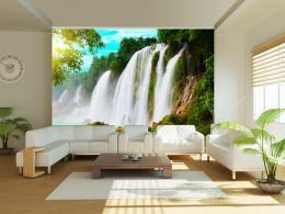 Fototapeta - vodopády v Èínì - 400x280 cm - Murando DeLuxe