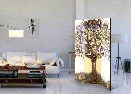 Paraván strom života II - 135x172 cm - Murando DeLuxe