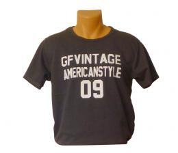 Pánské trièko GF VINTAGE - XL
