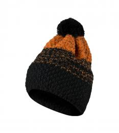 320 Èepice Winter Black/Orange|Nastavitelná