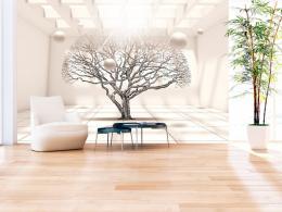 Samolepicí tapeta  strom budoucnosti ll. - 343x245 cm - Murando DeLuxe