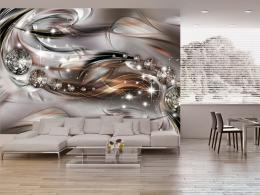 Samolepicí tapeta hvìzdný prach - 196x140 cm - Murando DeLuxe