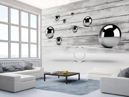 Samolepicí tapeta rovnováha - 392x280 cm - Murando DeLuxe