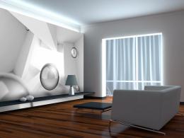 Murando DeLuxe 3D tapeta druhý prostor