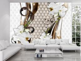 Murando DeLuxe Tapeta Klasická orchidej