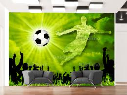 Murando DeLuxe Tapeta - fotbal