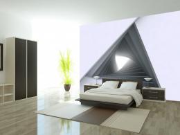 Murando DeLuxe 3D tapeta Okno do budoucnosti II.