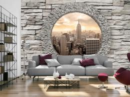 Murando DeLuxe Tajemné okno do New Yorku