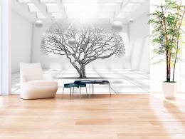 Murando DeLuxe Tapeta strom budoucnosti