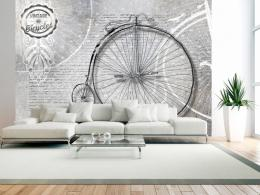 Murando DeLuxe Tapeta historický bicykl ll.