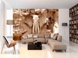 Murando DeLuxe Kamenný slon