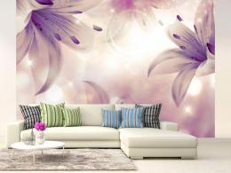 Murando DeLuxe Fototapeta Tajemná lilie Rozmìry (š x v) a Typ  150x105 cm - vliesové