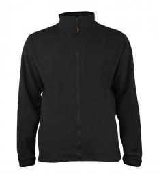 403 Fleece pánská Jacket Jet Black|XXXL