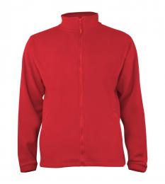 403 Fleece pánská Jacket Fiery Red|XXL