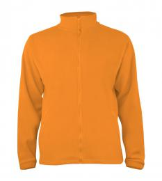 403 Fleece pánská Jacket Orange Peel|S