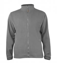 403 Fleece pánská Jacket Steel Gray|XXXL