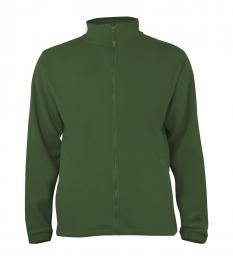 403 Fleece pánská Jacket Forest Green|XXXL