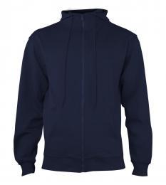 404 Mikina pánská Hooded Blue Depths|XL
