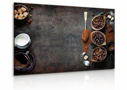 InSmile ® Obraz Vùnì ranní kávy II