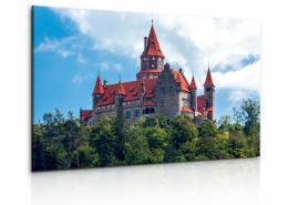 InSmile ® Obraz hrad Bouzov