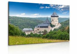 InSmile ® Obraz zámek Karlštejn II