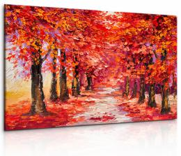 InSmile ® Obraz malebná alej stromù