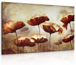 Malvis Obraz malebné rostliny