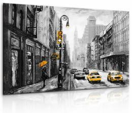 InSmile ® Obraz malebné ulice New Yorku