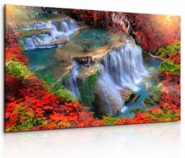 Malvis Obraz Thajský vodopád