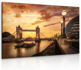 InSmile ® Obraz Londýnský Tower Bridge