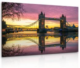 InSmile ® Obraz Londýnský Tower Bridge II
