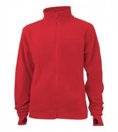 405 Fleece pánská Jacket Alaska Fiery Red|XXL