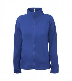406 Fleece dámská Jacket Alberta Royal Blue|XXL