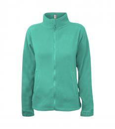 406 Fleece dámská Jacket Alberta Lucite Green|M