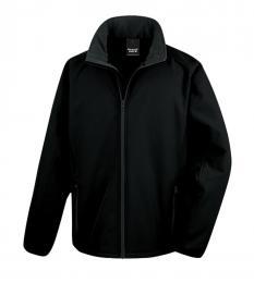 409 Pánská bunda Softshell Nebrask Jet Black|4XL