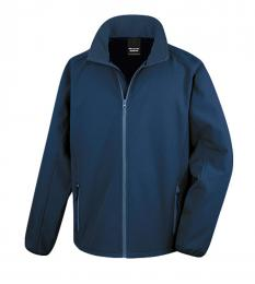 409 Pánská bunda Softshell Nebrask Navy|XL