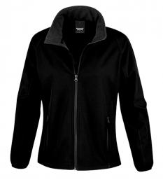 410 Dámská Softshell Nebrask Jet Black|XL