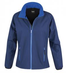 410 Dámská Softshell Nebrask Navy/ Royal|S