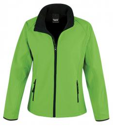 410 Dámská Softshell Nebraska Vivid Green|XL