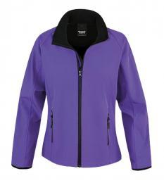 410 Dámská Softshell Nebrask Purple|S