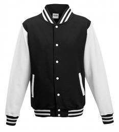 411 Bunda Basseball Jet Black/White|XXXL
