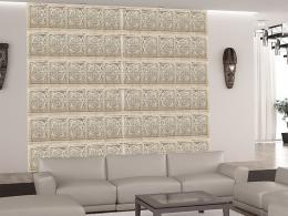 Murando DeLuxe Tapeta architektonický ornament
